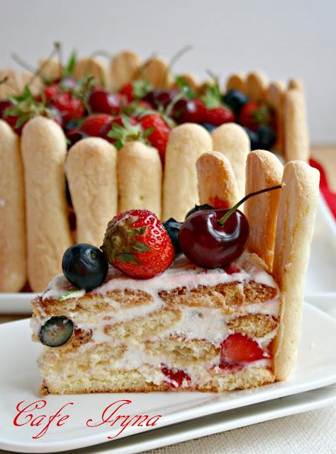 Королевский творожный торт фото 3