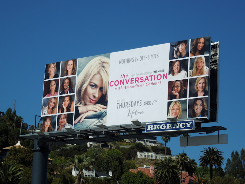 Conversation Lifetime bilboard