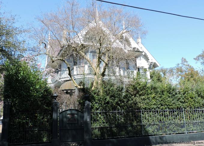 sandra bullock's house new orleans