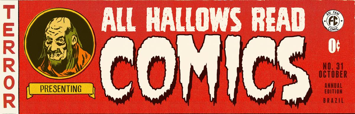 All Hallows Read Comics