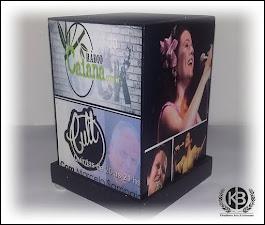 """Brinde do Programa de Rádio """"Caiana Cult"""""""