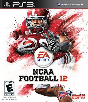 NCAA Football PS3