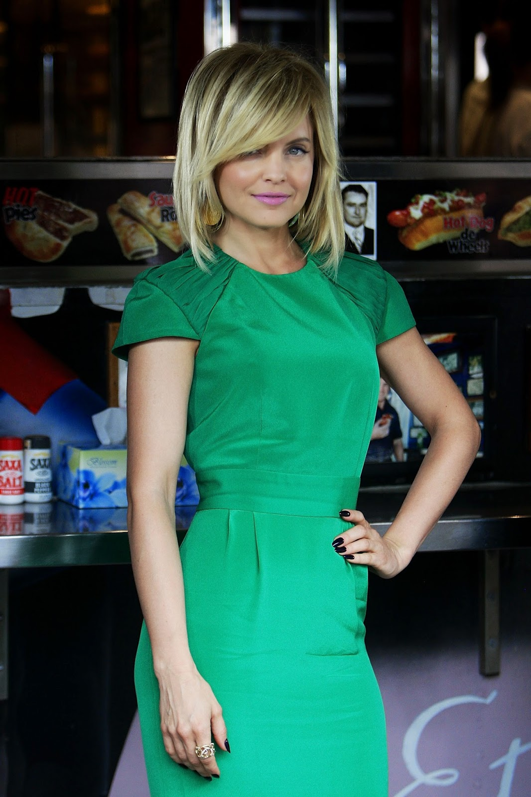 HD Images of Mena Suvari at American Pie Reunion Photocall in Sydney