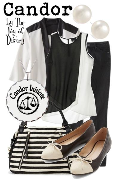 Divergent Candor Clothing