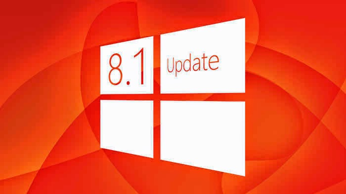 - Update 2 to Windows 8.1? It's called the August update