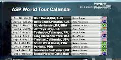 Calendário ASP WT 2012