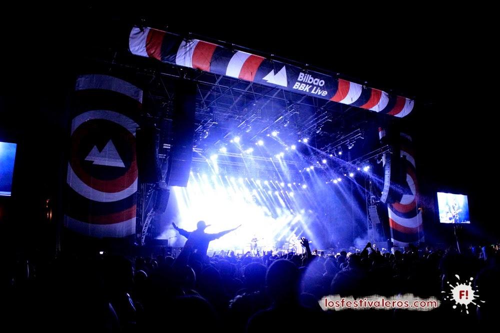 Bilbao BBK Live 2014