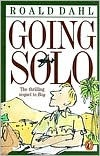 cover of Going Solo by Roald Dahl