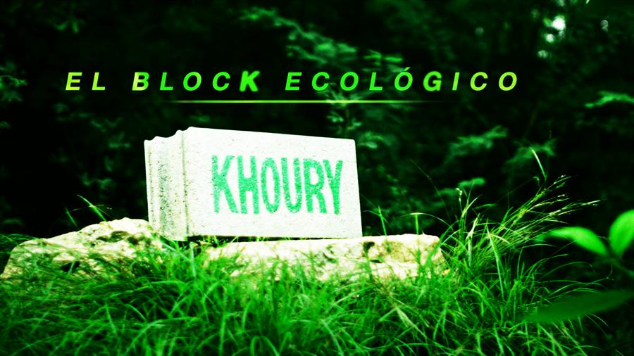 PUBLICIDAD BLOCK KHOURY