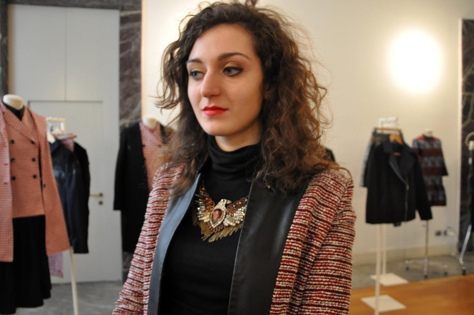 Milano fashion week new designers bow of moon for Fashion designer milano