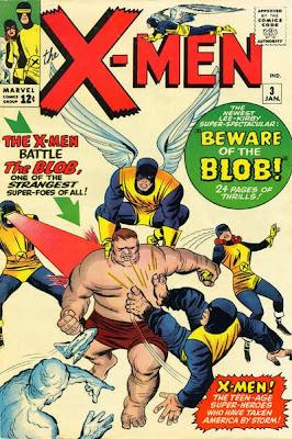 X-Men #3, The Blob