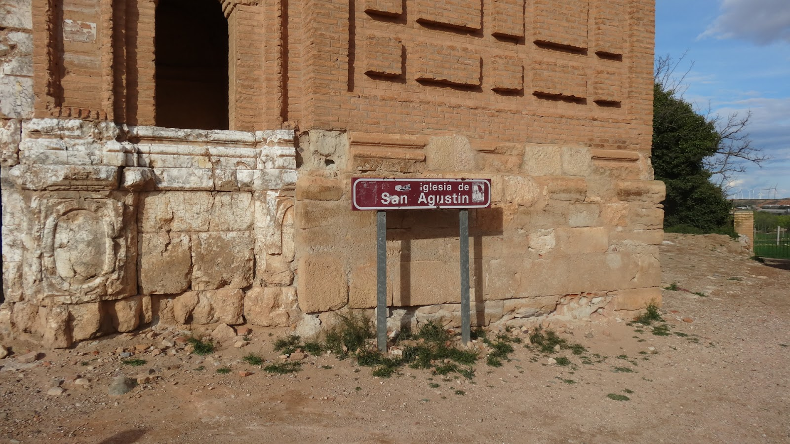 Cuarto viaje:Belchite parte I | Exploradores del misterio