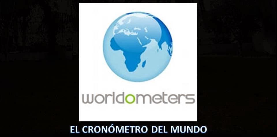 EL CRONÓMETRO DEL MUNDO