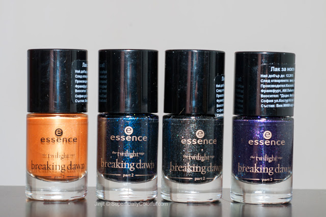 Essence - Breaking Dawn (LE) collection