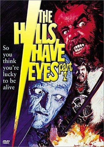 Poster of The Hills Have Eyes Part II (1984) 720p UNRATED BluRay Dual Audio