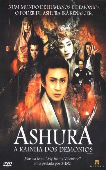 Ashura: A Rainha Dos Demônios – Dublado (2005)