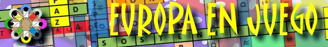 PROYECTO 6.- EUROPA EN JUEGO