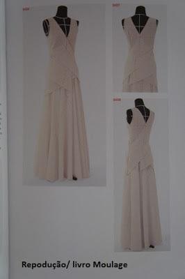 Livro Moulage - Arte e Técnica no design de moda