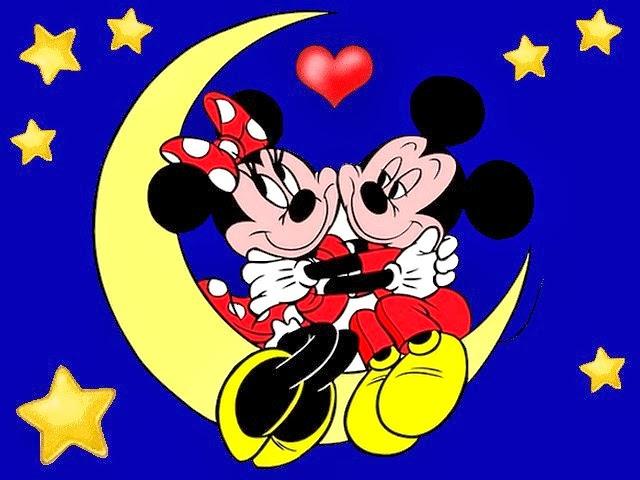 Imagenes y fotos: Imagenes de Mickey Mouse y Minnie, parte 2