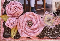 400 МК самодельных цветов.