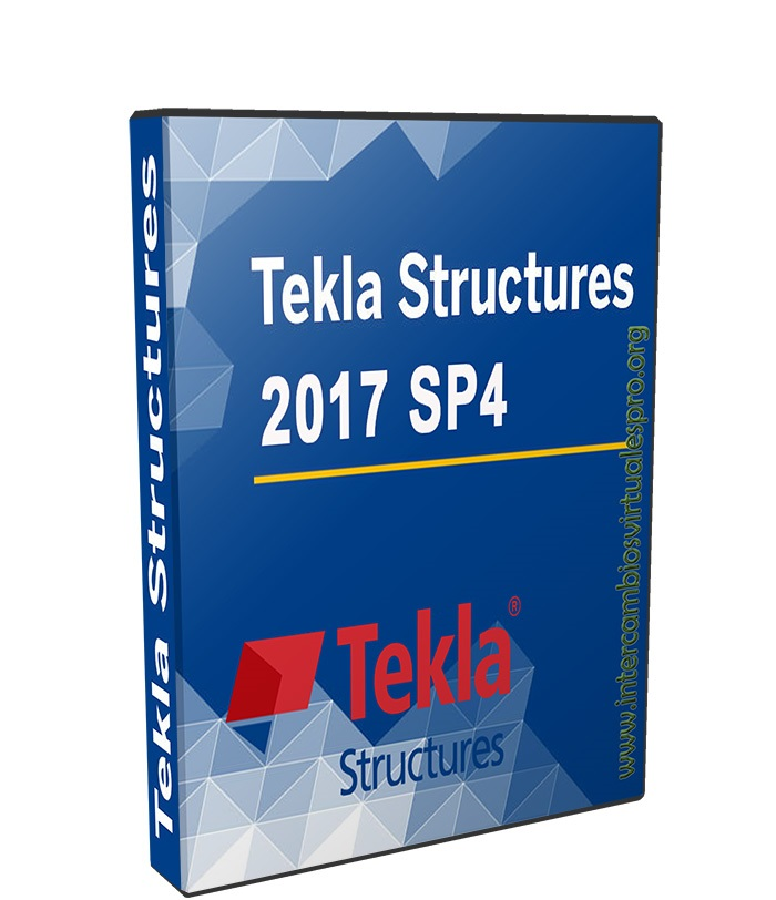 Tekla Structures 2017 SP4 poster box cover