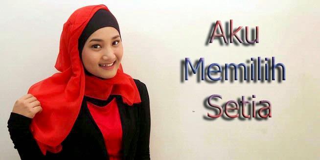 X-Factor Indonesia,Fatin Shidqia Lubis - Lirik Lagu Aku Memilih Setia