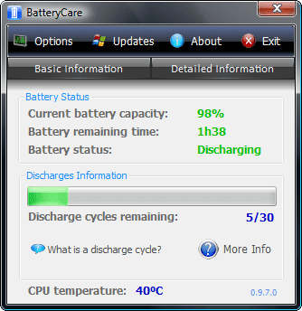 Battery Care Free Download
