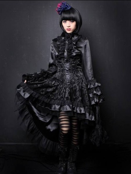 fashion gothic clothing