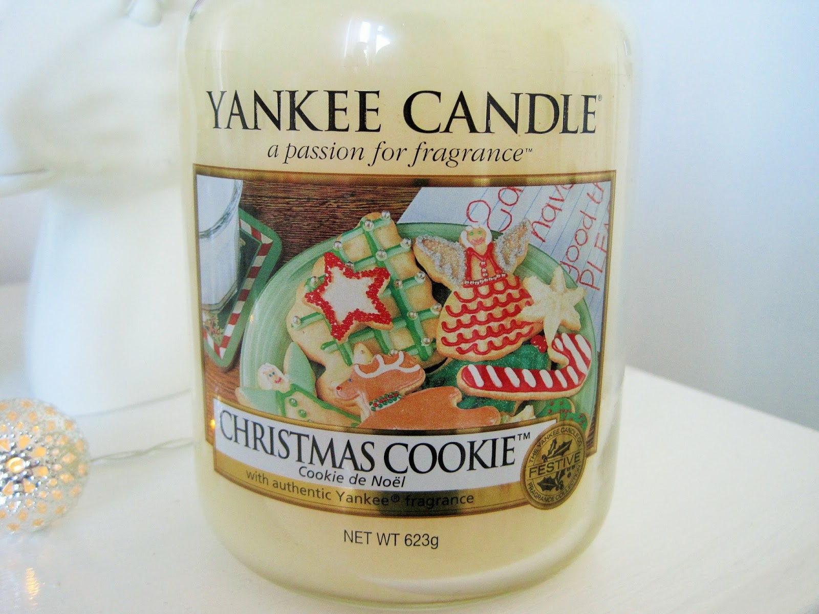 The Candle Itself Has A Really Strong Scent When Burning, It Literally  Makes My Whole House Smell Of Cookies And Sugar, So The Scent Throw Is Also  Brilliant ...