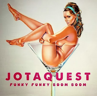 jotaquestcapafunkyfunky CD Jota Quest – Funky Funky Boom Boom (Mp3)