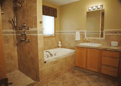 Useful cheap bathroom remodeling tips for your convenience for Cheap bathroom pictures
