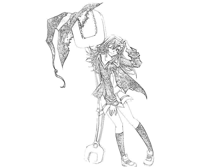 Printable Kururu Action Coloring Pages title=