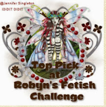I made a Top Pick over at Robyns Fetish
