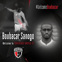 Hero ISL Transfers: Ivory Coast forward Boubacar Sanogo joins NorthEast United FC