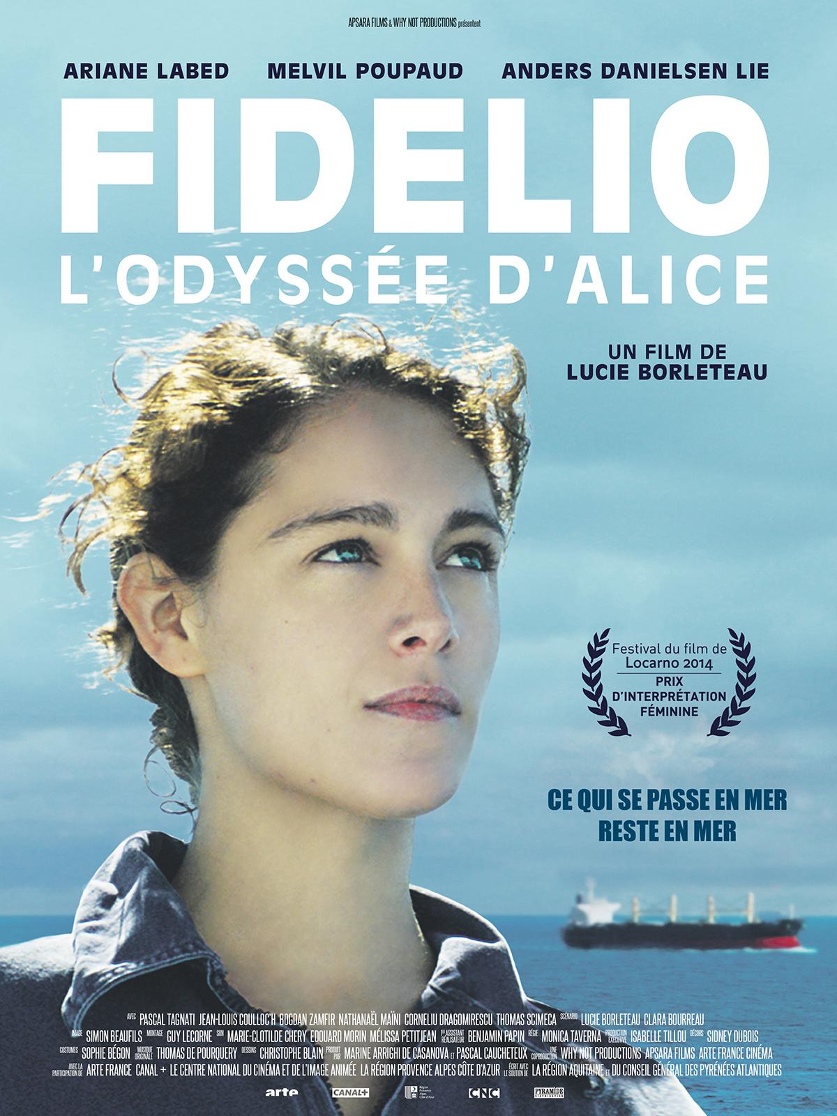 Fidelio, la odisea de Alice