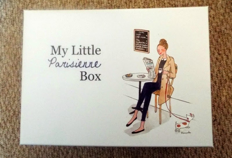 picture of my little box uk september 2014