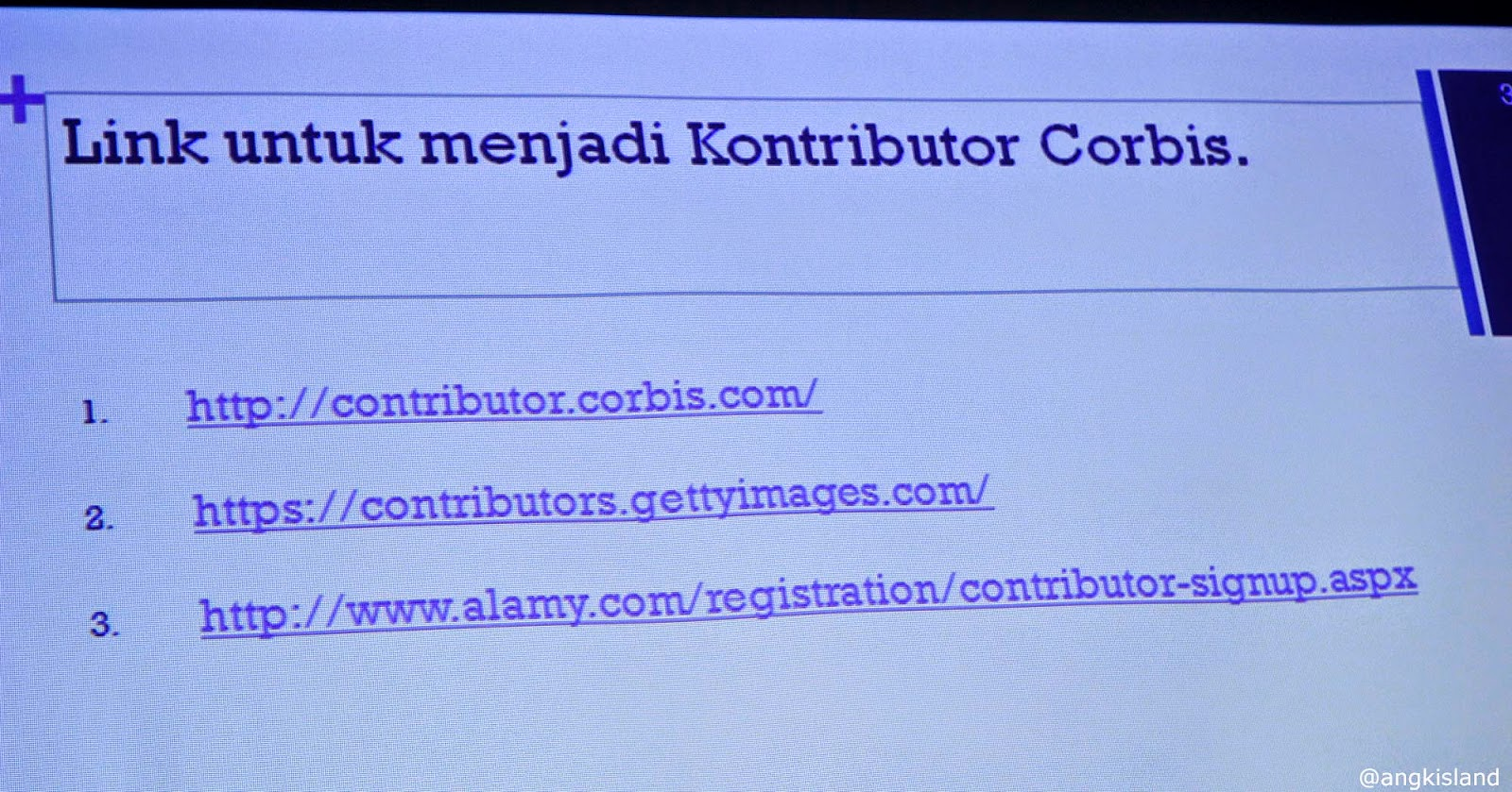 link kontributor corbis