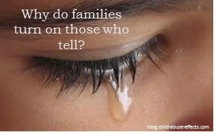 Why Families Turn on Those Who Tell