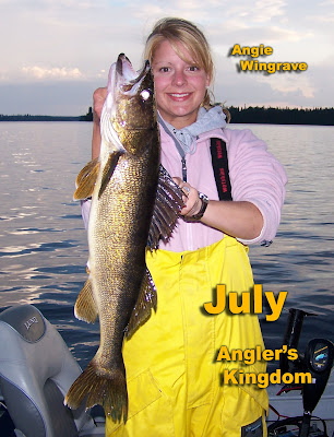 Red Lake Ontario Canada fishing lodge resort report giant pike trophy walleye anglers kingdom nungesser lake