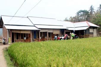 Penginapan / Villa Angsana Sawarna / Angsana Homestay Sawarna