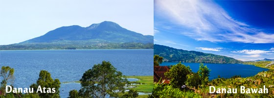 Tempat Wisata Danau Kembar Solok