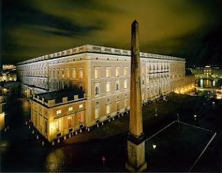 Vistas del Palacio Real - Estocolmo