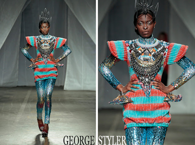 George Styler Press Fashion Talent