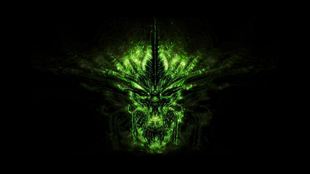 Diablo HD & Widescreen Wallpaper 0.418339959337593