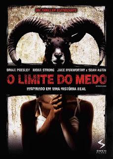 O Limite do Medo - DVDRip Dual Áudio