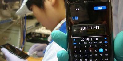 Melongok Pabrik Pembuatan Nokia N9