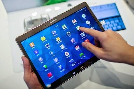 Bocoran Spek Samsung Galaxy Tab S2