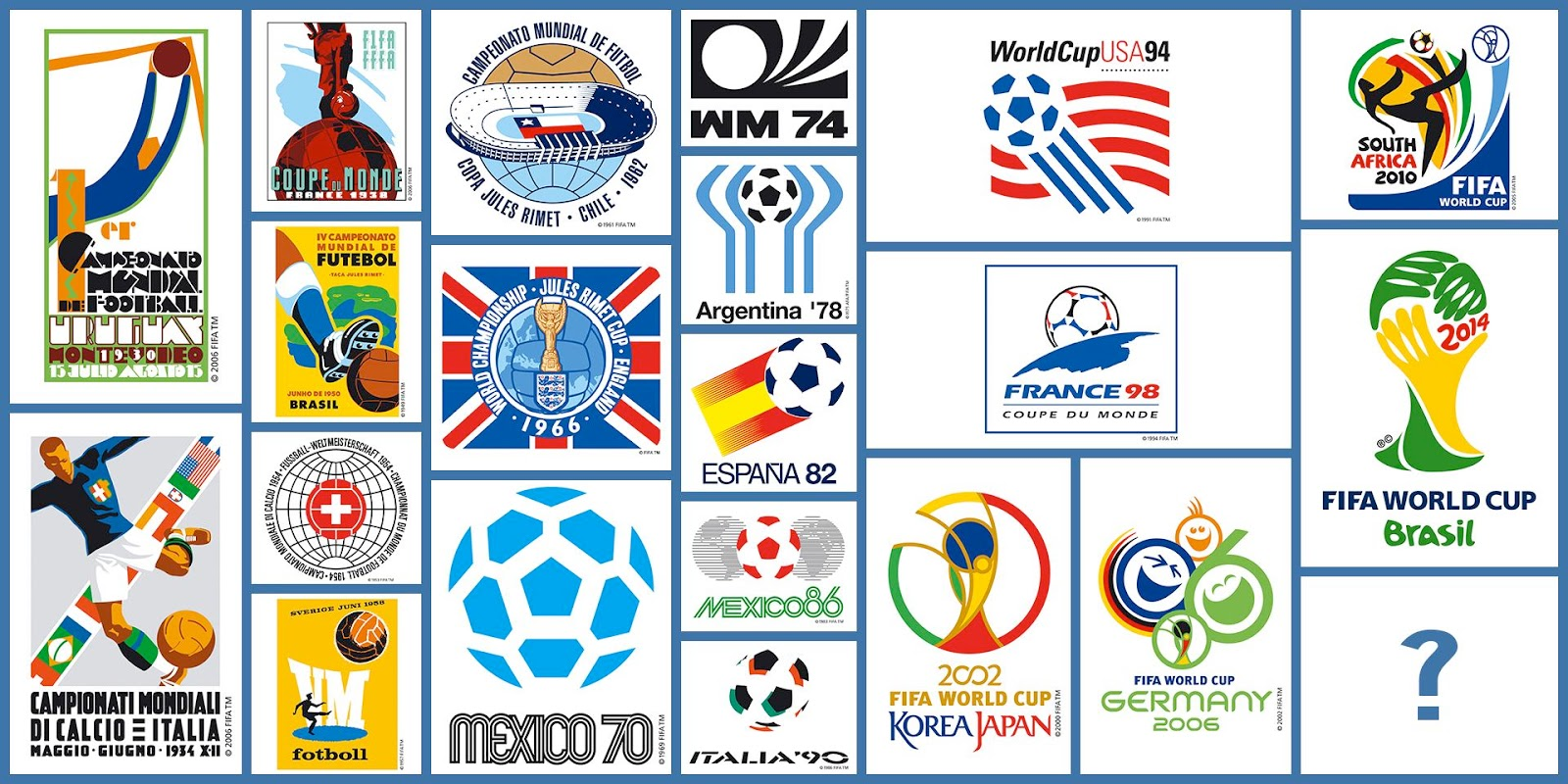 2018 Russia FIFA World Cup Logo Revealed - Footy Headlines