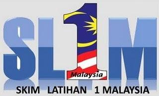 Skim Latihan 1Malaysia (SL1M) Untuk Graduan Menganggur