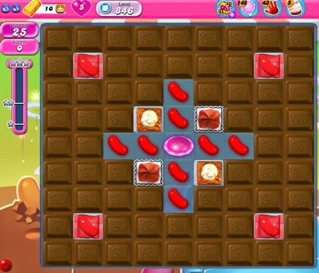 Candy Crush Saga 846